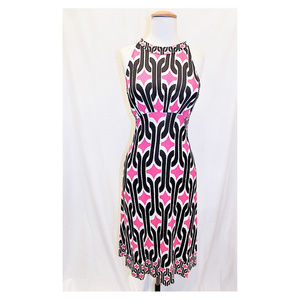 DVF Diane von Fursenberg silk jersey dress